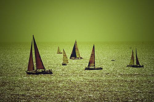 Variation sur un thème I : Fantaisie en Vert... by Sophie G.S.