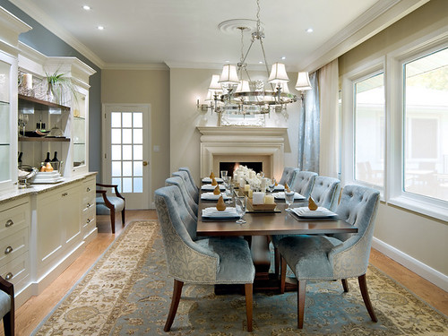 french country accent chair salon rental a candice olson dining room | flickr - photo sharing!