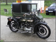 BSA Taxi Sidecar 1920