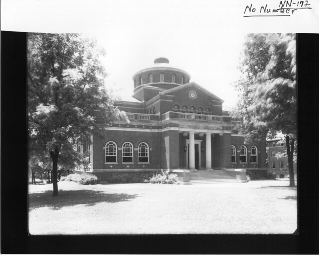 Alumni Library ca. 1920