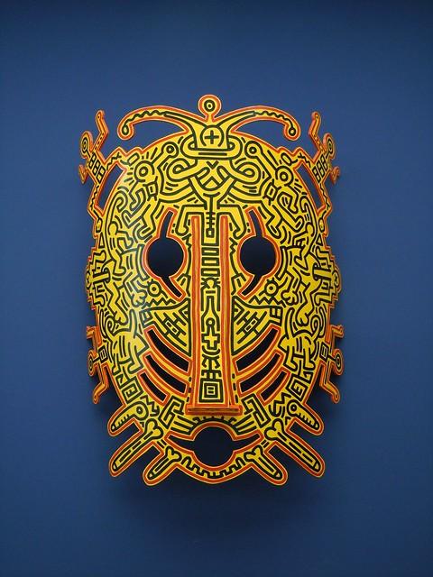 Haring Mask