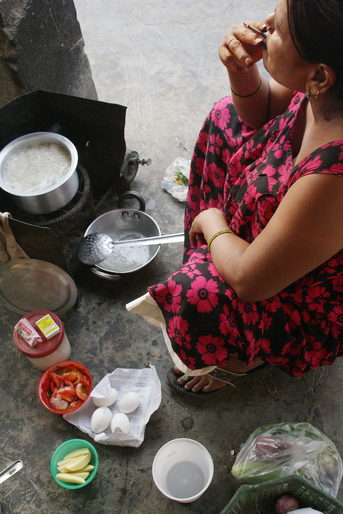 City Kitchen - Julia Child in GB Road