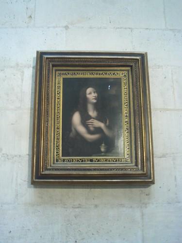2008.08.03.130 - BURGOS - Catedral Santa María de Burgos - Santa María Magdalena (Leonardo da Vinci, 1515 - 1520)