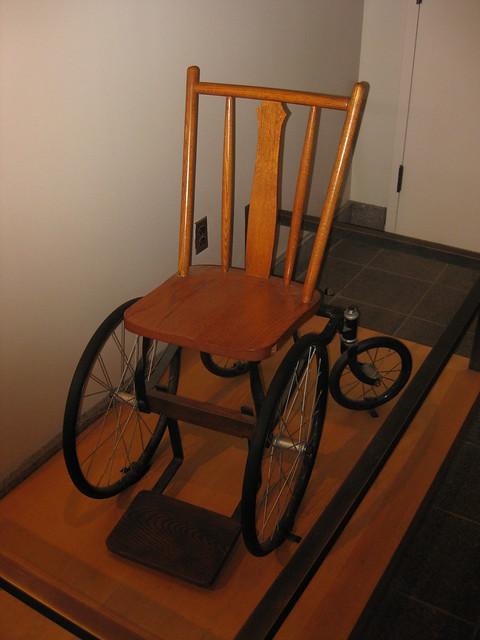 Washington DC FDR Memorial  Wheelchair  Flickr  Photo