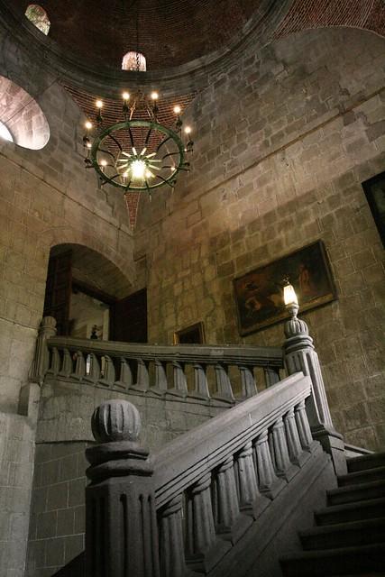 Interiors of San Agustin Church, Manila