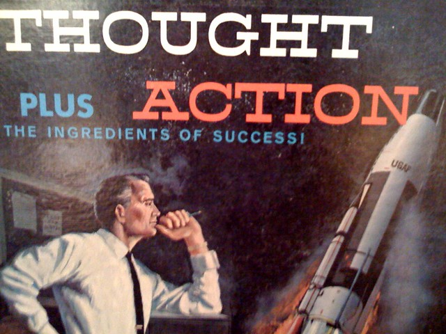 Thought plus Action - The Ingredients of Success