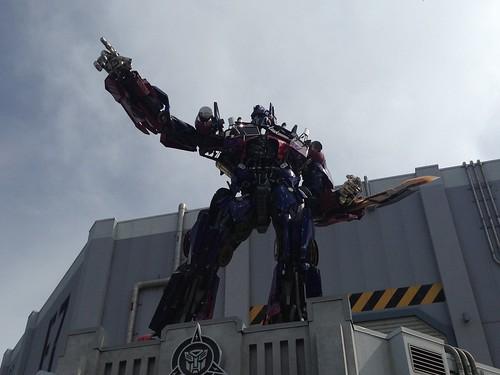 Transformers, Orlando. Florida