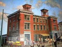 Opryland Ballroom Mural City Hall