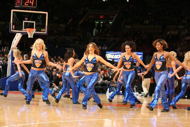 New York Knicks City Dancers Flickr Photo Sharing!
