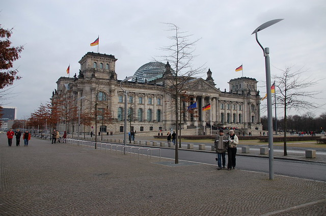 20090203_05-Berlin-Reichstagsgebäude德國國會大廈 | Flickr - Photo Sharing!