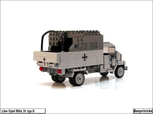 Camión Opel Blitz 3t Typ S
