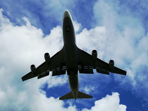 Lufty Jumbo Jet