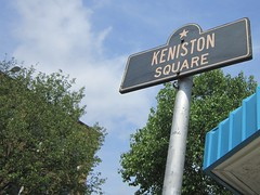 Keniston Square: Beverly, Massachusetts