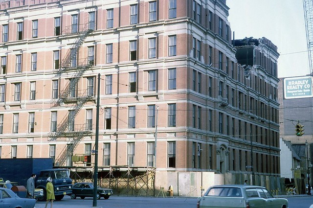 NYC Bldg Cleve OH June 1971