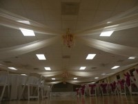 Ceiling Fabric Draping | Flickr - Photo Sharing!