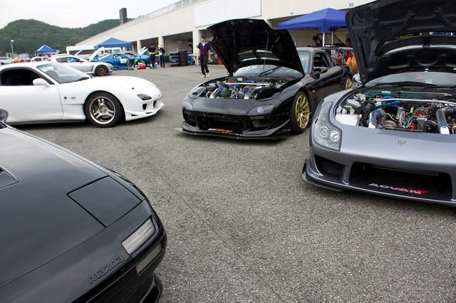 Mazda RX Meet