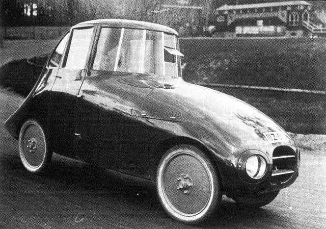 1923 Jaray-Ley T6
