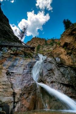 Seven Falls Colorado Springs Colorado by Brokentaco, Flicker