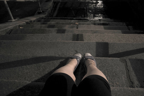 (265/365) Sitting by the Thames