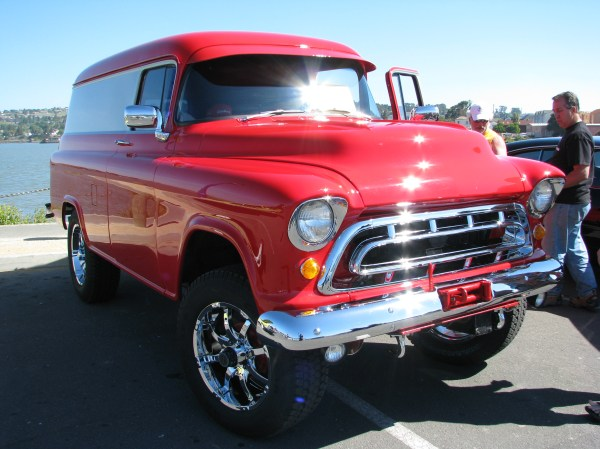 1957 Gmc Napco 4x4 - Year of Clean Water