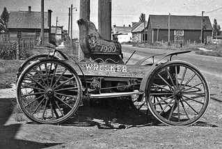 1900 Horseless Carriage