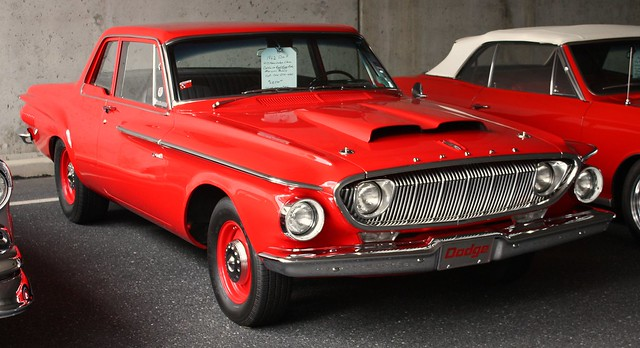 1962 Dodge Dart 2 door ( 413 Max Wedge )