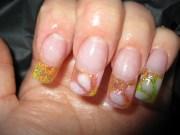 colorful nail design - pccala