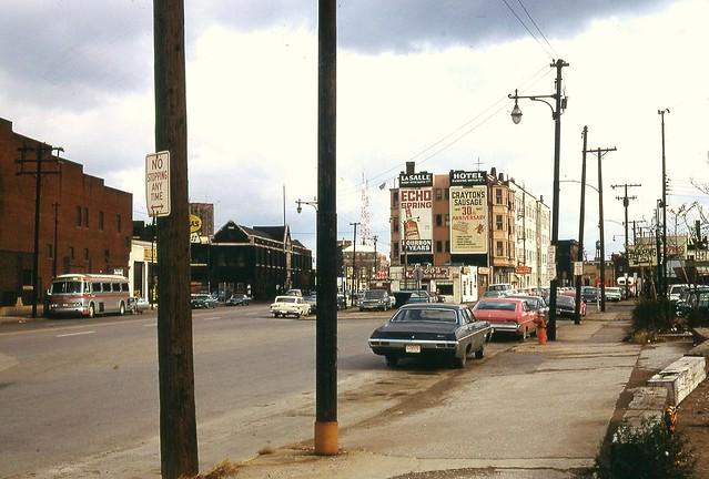 LaSalle Hotel Cleveland OH Dec 68
