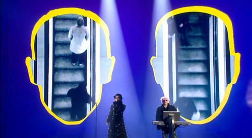 Pet Shop Boys at the Brits 2009