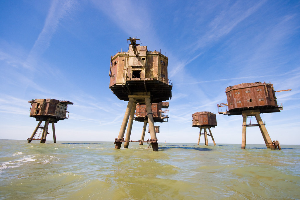 The Maunsell Forts