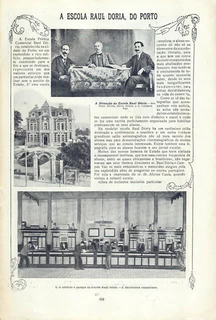 Ilustração Portugueza, No. 563, December 4 1916 - 23 by Gatochy