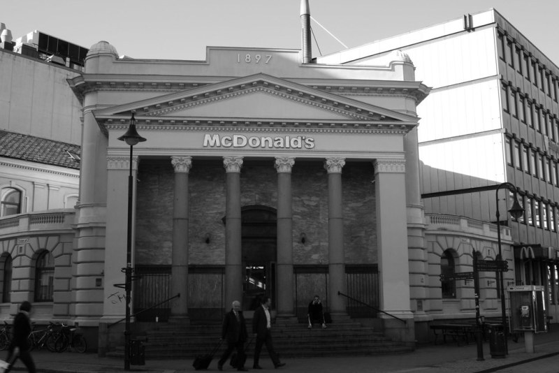 mcdonalds kristiansand