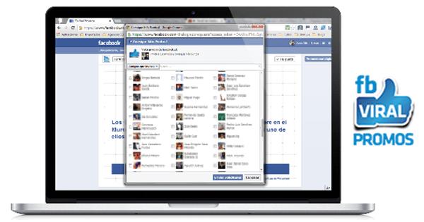 Facebook Viral Promos: Como Llegar a Tus Fans De Forma Efectiva