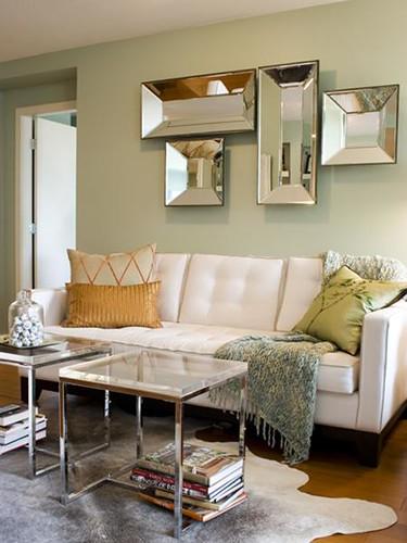 Light Green living room  Ashley  Flickr