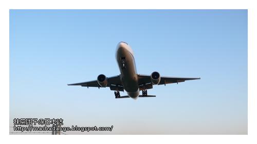 [09.03.30] 飛機好大好近