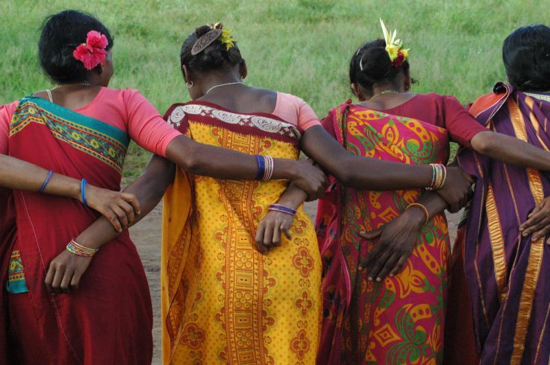 Tribal folk dance, tribal belt, central India