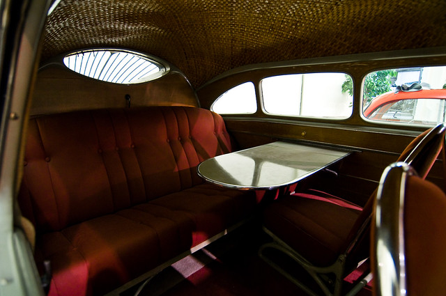 1935 Stout Scarab  Rear Interior  Flickr  Photo Sharing