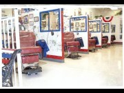 barber layout