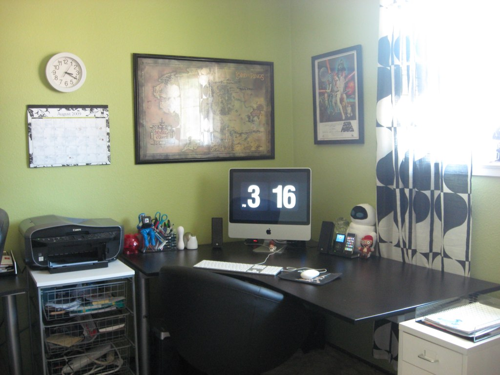 My Side of the Office
