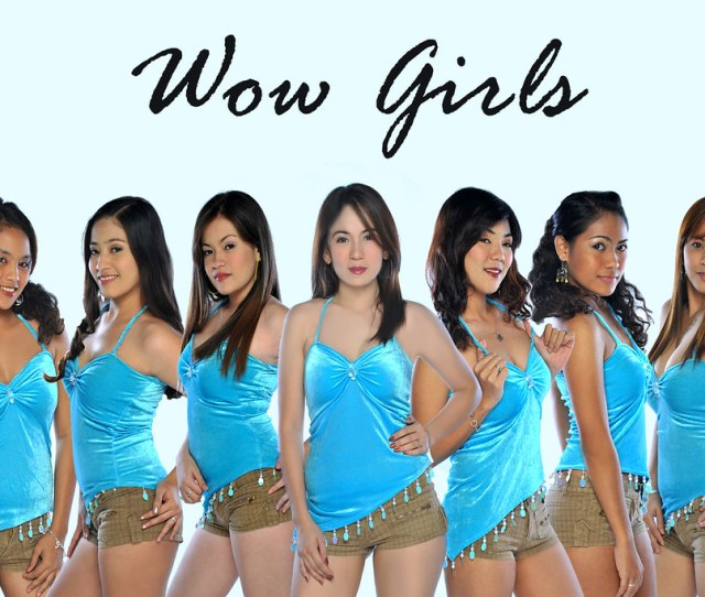 Wow Girls Go Back