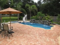 Key West 41a ~ Viking Pools ~ Free Form Design ~ Backyard ...