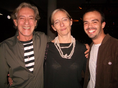 Zé Simão, Pinky Wainer e Gustavo Sérvio.