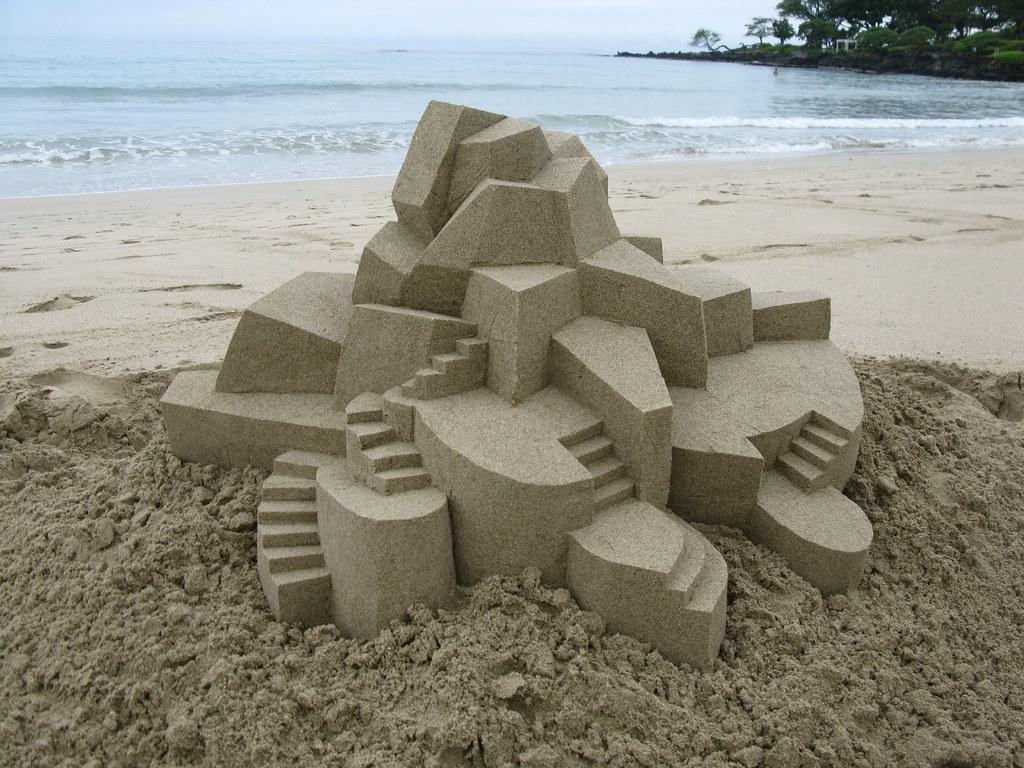 3342637365 fdb7f869dc b The Infinity Sand Sculpture by Carl Jara