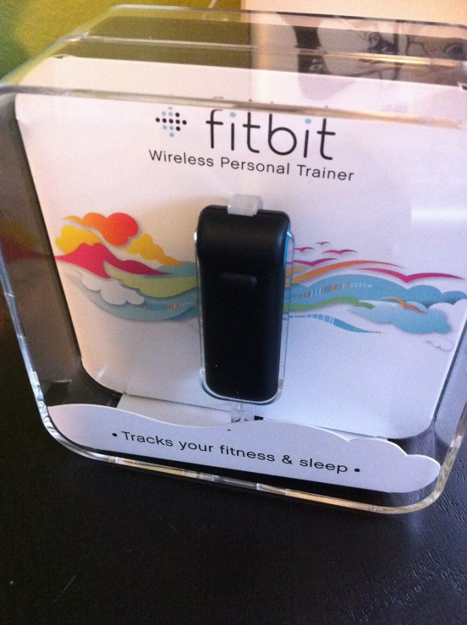 My FitBit Has Arrived