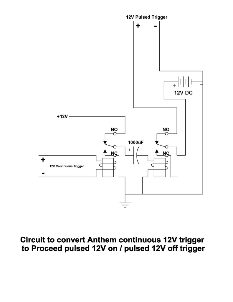 Rc Changing Continuous 12v Trigger To Pulsed On Off Auto Top Circuits Page 793 Nextgr