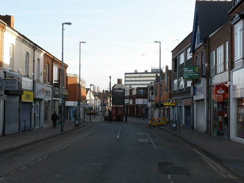 Erdington High Street