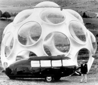 Buckminster+Fuller+Geodesic+Dome+Fly+Eye