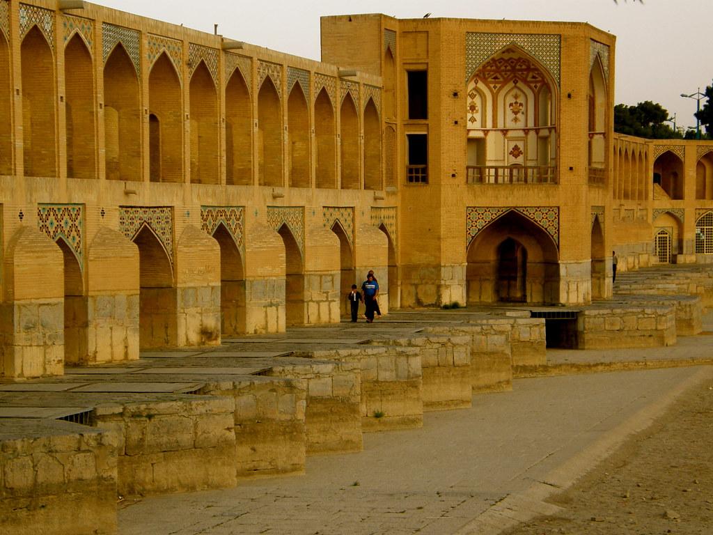 Khaju Bridge, Esfahan
