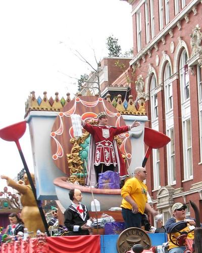 Tucks Mardi Gras Parade 2009 -New Orleans