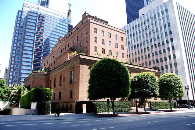 California Club, Robt. D. Farquhar & George W. Kelham Architects 1928